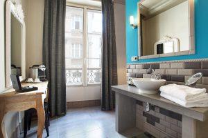 Chambre Classique Hôtel Le Robinet d'Or Paris