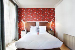 Chambre Supérieure Hôtel Le Robinet d'Or Paris