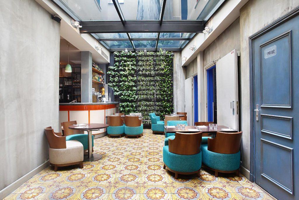 Hôtel Restaurant Le Robinet d'Or Paris