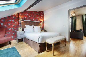 Suite Familiale Hôtel Le Robinet d'Or Paris