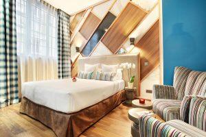 Suite Junior Hôtel Le Robinet d'Or Paris